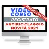 corso antiriciclaggio 2021