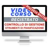 videocorso l controllo di gestione: strumenti per la pianificazione