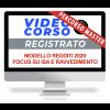 Modello Redditi 2020: ISA e ravvedimenti - Video Corso