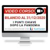 Redazione del Bilancio 2020, i punti chiave dopo la pandemia - Webinar