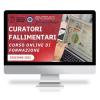 Corso online abilitante per Curatori fallimentari 2021