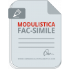 Fac-simile in word editabile