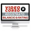 Corso Online Registrato su analisi di bilancio e rating