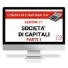 videolezione società di capitali