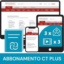 Abbonamento Plus Commercialista Telematico - rivista per commercialisti