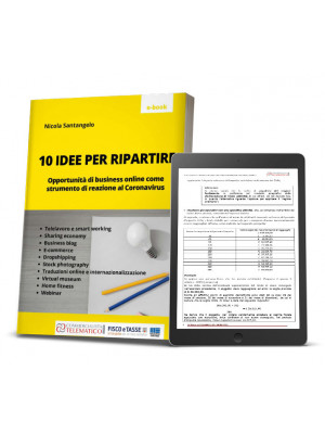 eBook | 10 idee per ripartire