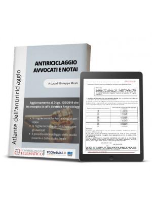 eBook | Antiriciclaggio Avvocati e Notai