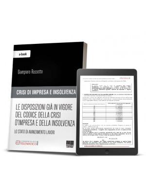 eBook | Le disposizioni già in vigore del Codice della crisi d'impresa e della insolvenza