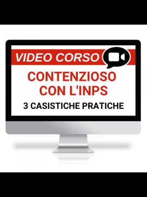contenzioso contributivo con INPS 2021