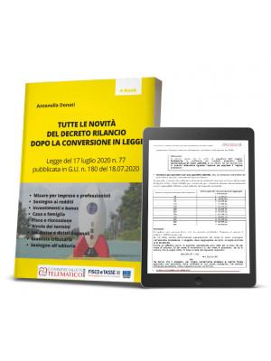 eBook | Tutte le novità del Decreto Rilancio dopo la conversione in legge