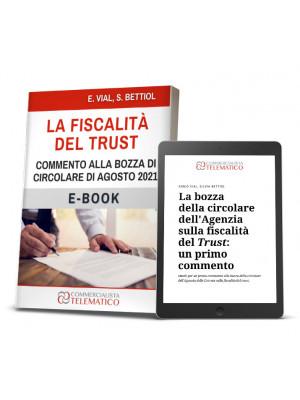 La fiscalità del Trust nella bozza di Circolare dell'Agenzia Entrate di Agosto 2021