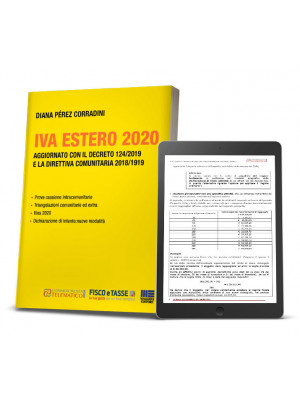 eBook | IVA estero 2020