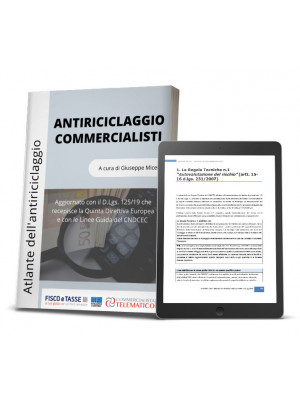 eBook | Antiriciclaggio Commercialisti