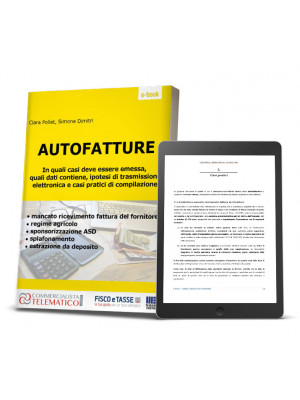 eBook | Autofatture