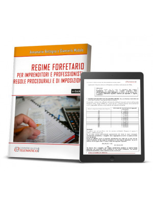 eBook | Regime forfetario per Imprenditori e Professionisti: regole procedurali e di imposizione