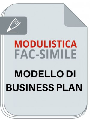 Fac-simili | Relazione piano industriale strategico (Business Plan)