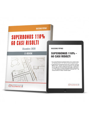 eBook Superbonus 110% - 60 casi risolti