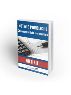 Notizie Pubbliche Commercialista Telematico