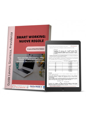 eBook Smart working: nuove regole