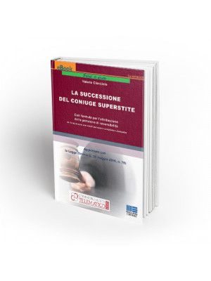 Successione Coniuge Superstite Ebook