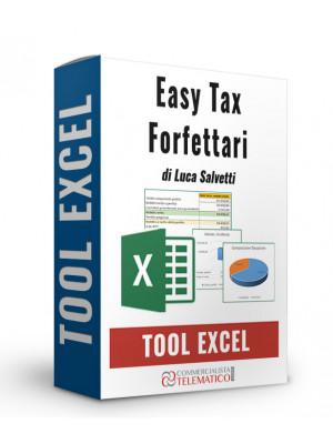 Easy Tax Forfettari - simula la tassazione del regime forfettario