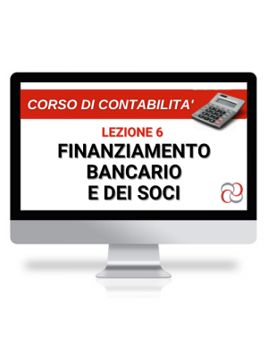 corso operazioni finanziamento bancario e dei soci