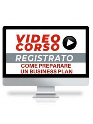 corso online come preparare un business plan