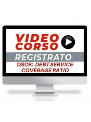 corso online sull indice DSCR