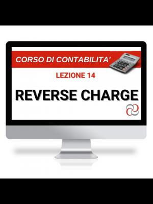 videolezione Reverse Charge