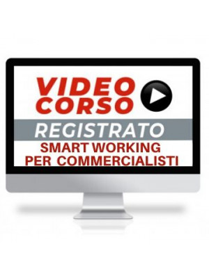 corso online sullo smart working per commercialisti