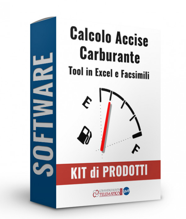 Calcolo Accise Carburante Excel