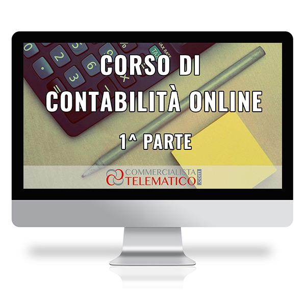 Corso Contabilità Online