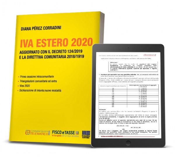 eBook | IVA estero 2020