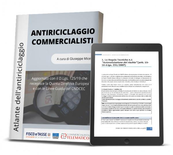 eBook | Antiriciclaggio Commercialisti