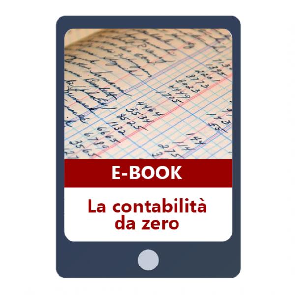 Ebook | La contabilità da zero | Commercialista Telematico