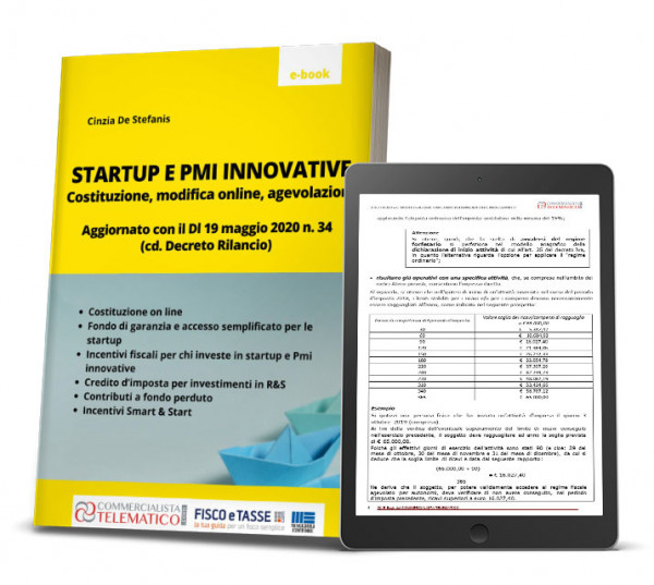 eBook | Start up e PMI innovative