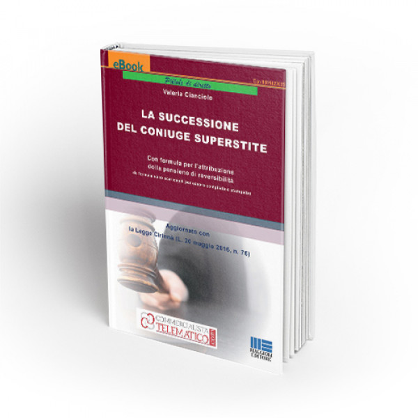 Successione Coniuge Superstite Ebook