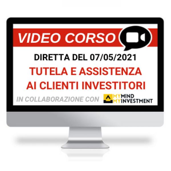 Come assistere e fornire consulenza sugli investimenti finanziari dei propri clienti di Studio