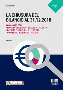 La chiusura del bilancio al 31.12.2018 di Enrico Larocca