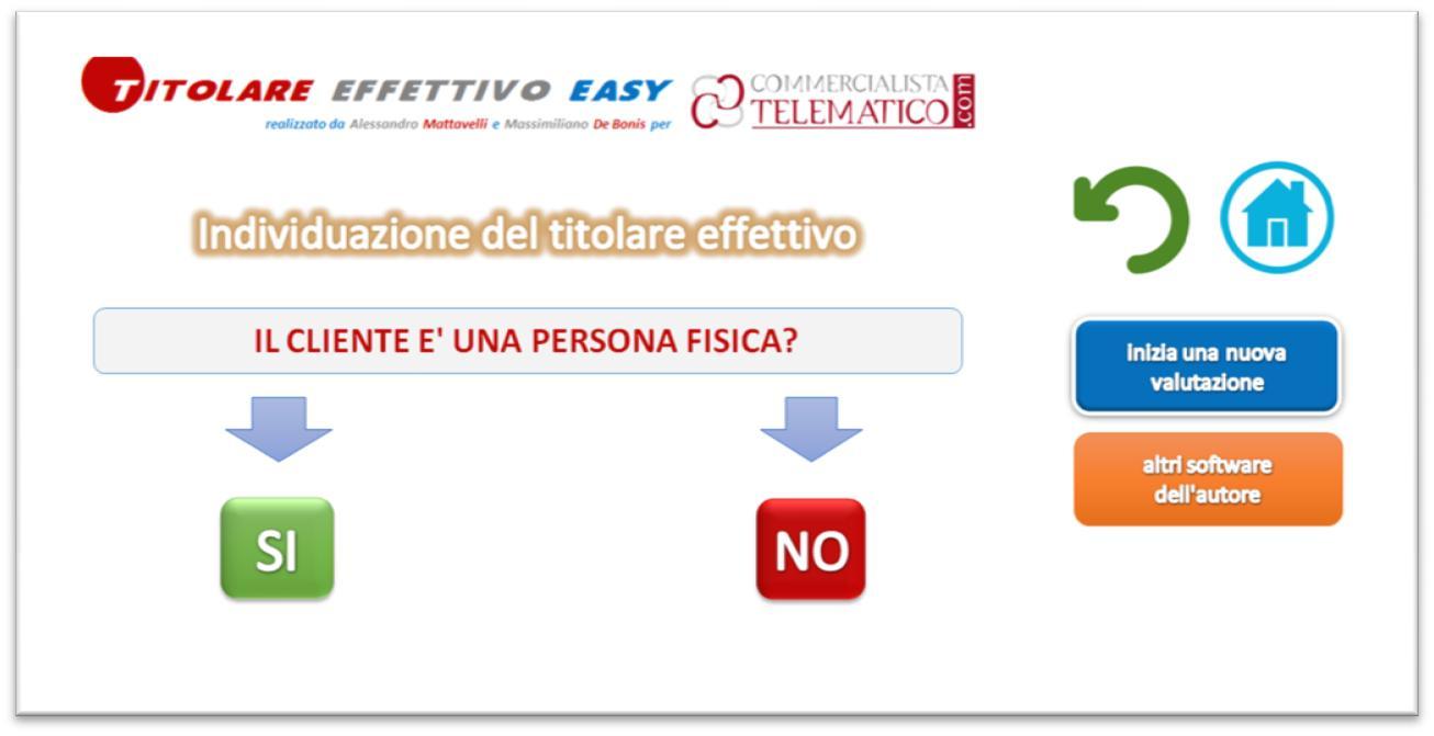 Titolare Effettivo Easy 1