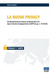 La nuova privacy di Nadia Arnaboldi