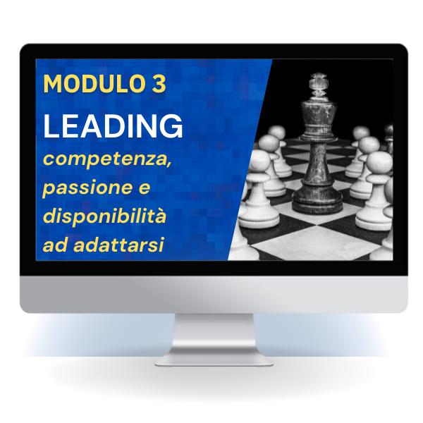 corso online leadership management aziendale