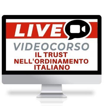 il trust nell'ordinamento italiano