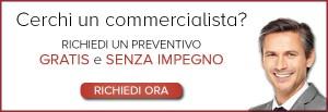 Cerchi un commercialista?richiedi un preventivo gratis e senza impegno - Commercialista Telematico - Software,ebook,videoconferenze