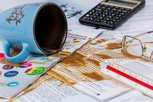 correzione errori bilancio oic 29