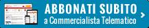 Abbonati a Commercialista Telematico