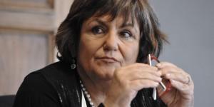 30/10/2014 Roma, Rossella Orlandi, direttore dell'Agenzia delle Entrate