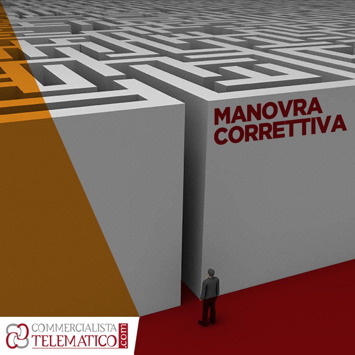 Commercialista_Telematico_Post_1200x1200px_Manovra_Correttiva