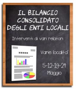 Corso evento in aula bilancio consolidato enti locali | Commercialista Telematico