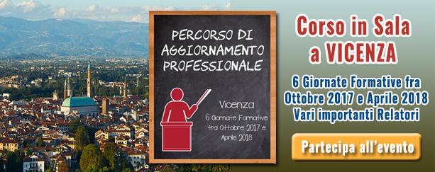 Corso evento a Vicenza su aggiornamento professionale | Commercialista Telematico